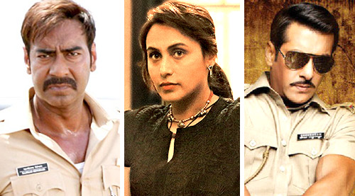12 Best cops acts in Bollywood