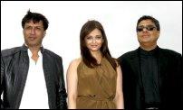 Madhur, Aishwarya and <a href=