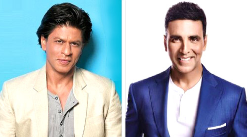 SRK-Akshay