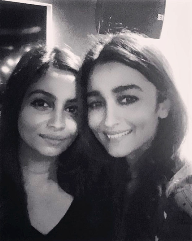 Check out Alia Bhatt wishes Shaheen Bhatt in the most emotional way