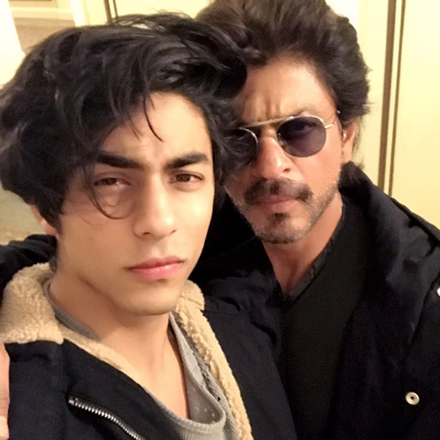 Check out Shah Rukh Khan spends Thanksgiving with Aryan Khan
