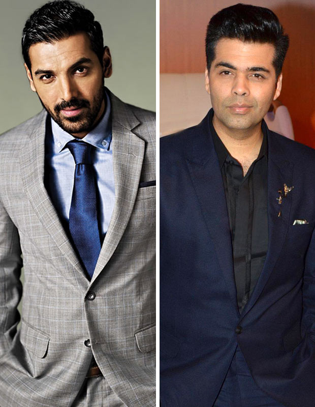 John Abraham turns down Karan Johar's invite for Koffee with Karan
