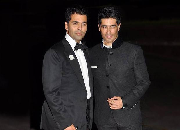 Karan Johar's golden gift for BFF Manish Malhotra
