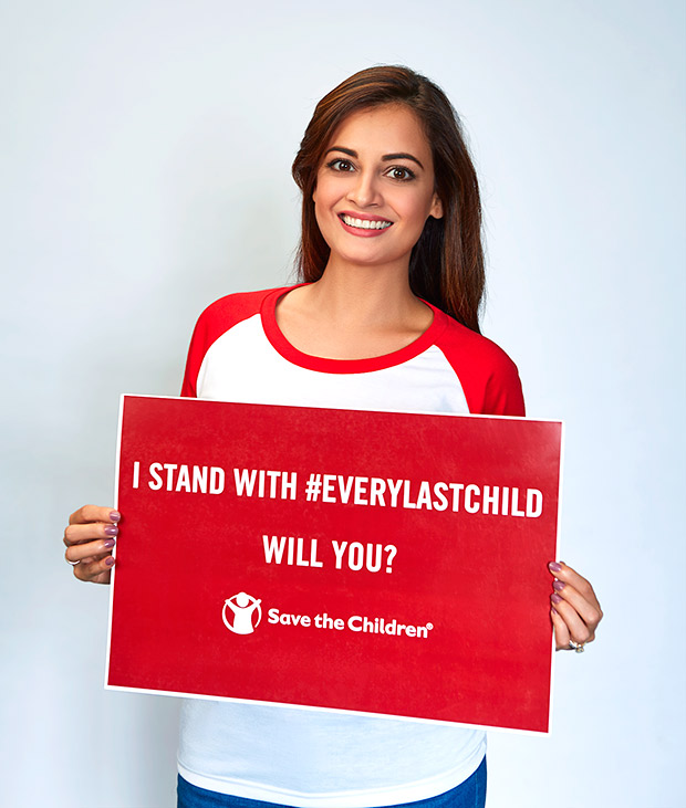 Check out Dia Mirza joins Save the Children as artist ambassador