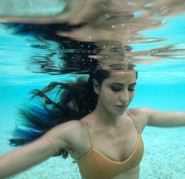 Must See Katrina Kaif's stunning underwater photograph