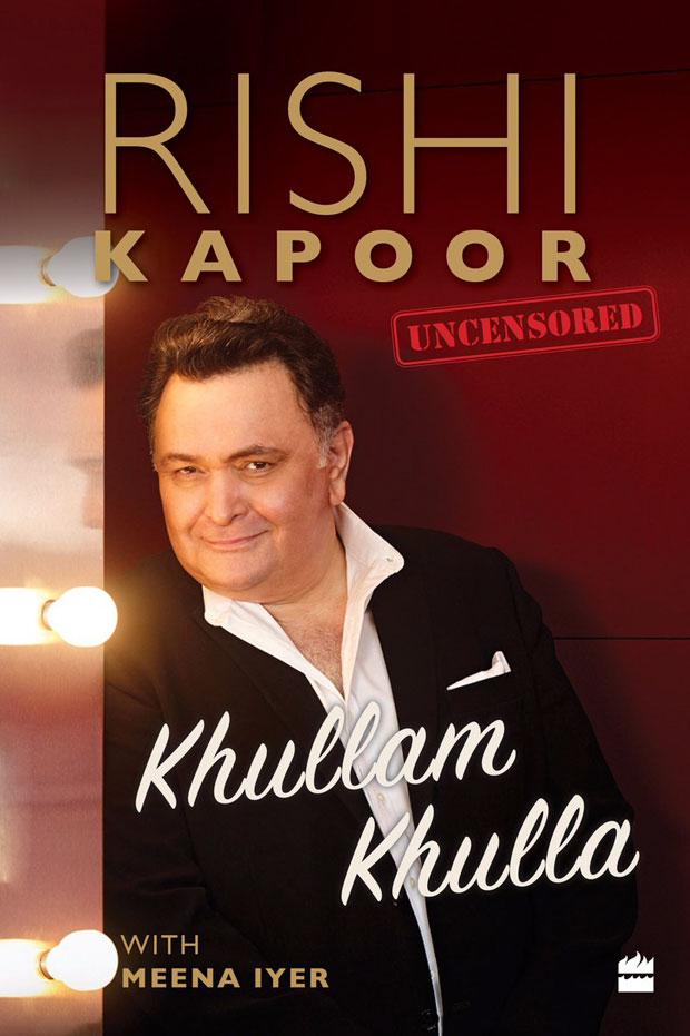 Rishi Kapoor sneak peek into his autobiography Uncensored
