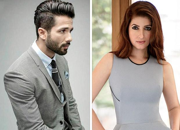 Shocking Shahid Kapoor used to stalk Twinkle Khanna