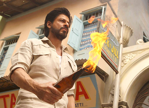 Raees crosses 150 crores at the worldwide box office
