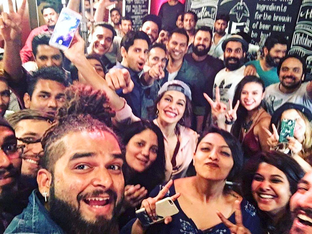 Check out: It's a wrap for Sidharth Malhotra and Jacqueline Fernandez starrer Reload