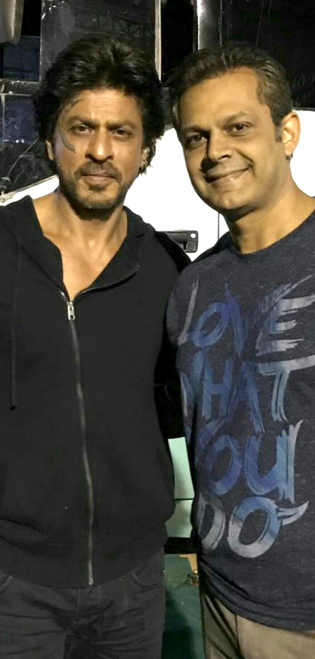 REVEALED Shah Rukh Khan to tattoo his face for his cameo role in Salman Khan's Tubelight