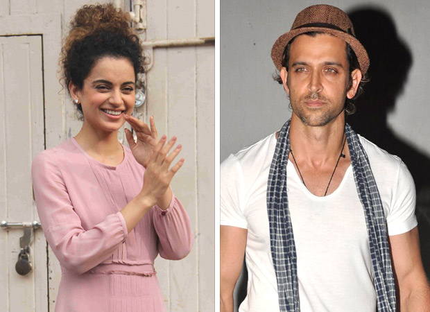 SHOCKING: Kangna Ranaut says she was 'threatened' over her affair with Hrithik Roshan
