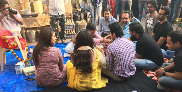 Ayushmann Khurrana and Bhumi Pednekar's second film together Shubh Mangal Saavdhan goes on floor in Delhi-2