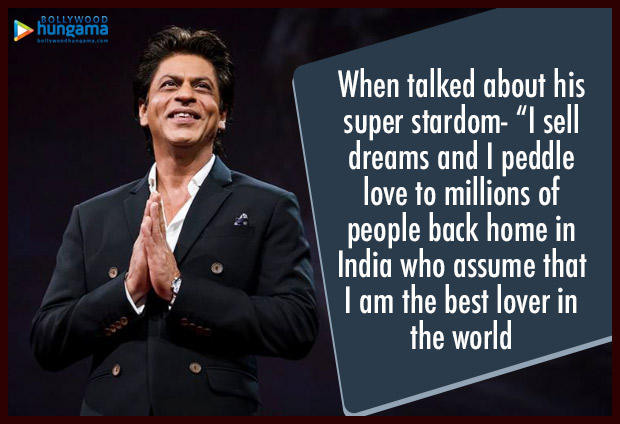 10 Best Quotes From Shah Rukh Khans First Ted Talks Proves Why He
