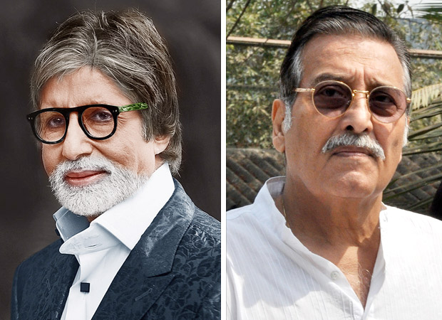 Amitabh Bachchan reminisces about the times he spent with late Vinod Khanna