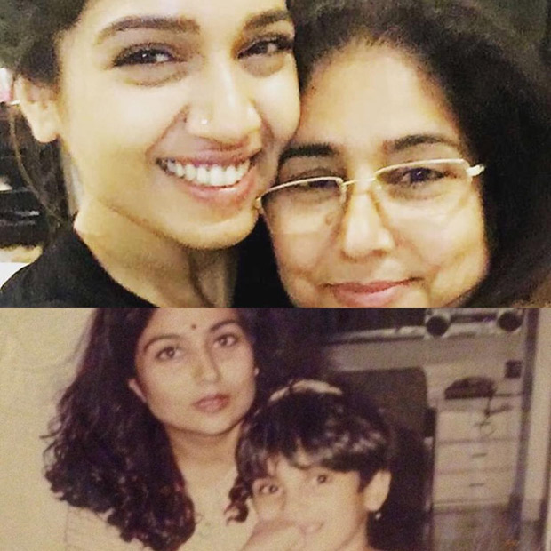 Bhumi Pednekar share heartwarming messages on Mother's Day