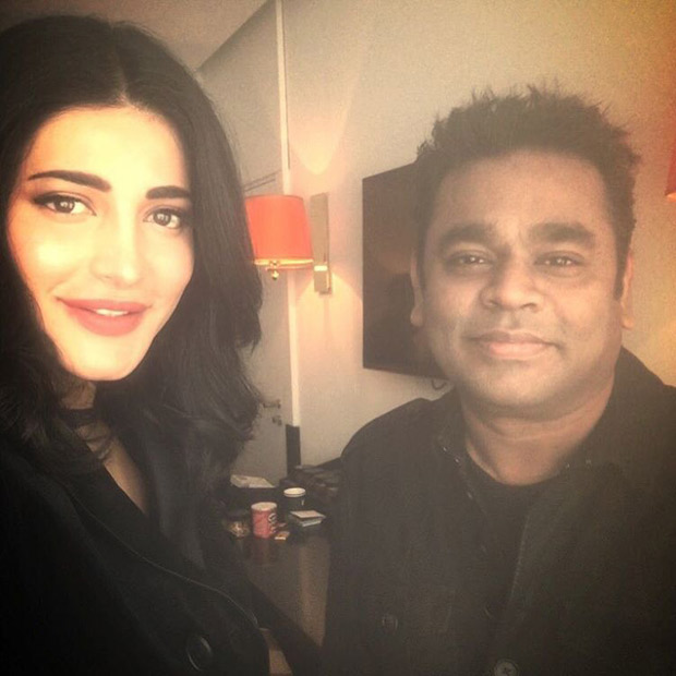 Check out Shruti Haasan makes her debut alongside AR Rahman for Sangamithra at Cannes 2017-1