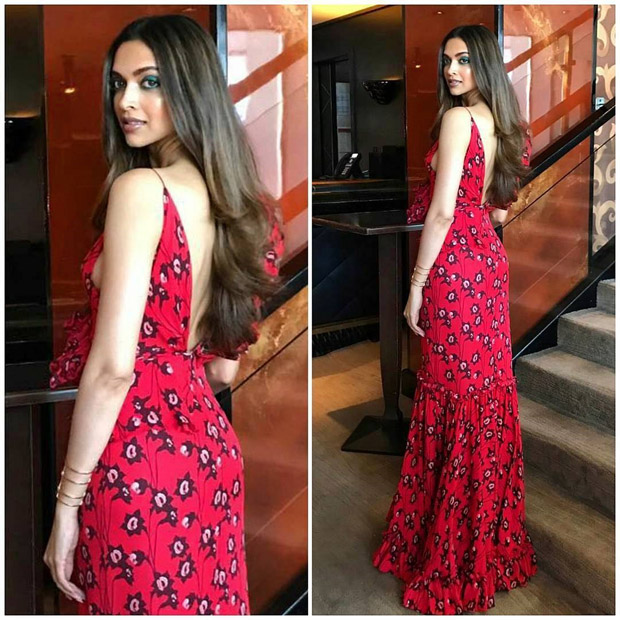 Deepika Padukone stuns in red gown at her first media interaction at Cannes 2017-1
