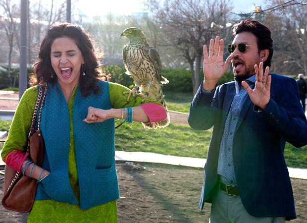 Hindi Medium Day 7 in overseas