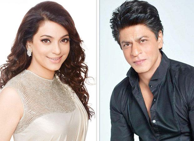 Juhi Chawla recalls how Shah Rukh Khan helped get through her mother's passing during Duplicate shooting videos