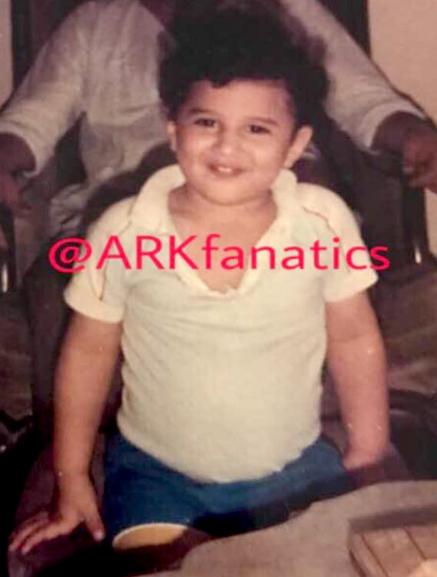 OMG! Aditya Roy Kapoor was cuteness personified during his childhood as well!-1