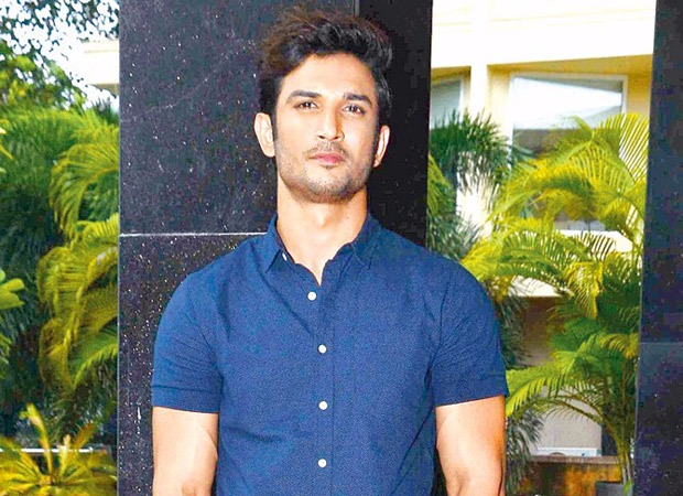 OMG! Sushant Singh Rajput to BARE it all in Drive