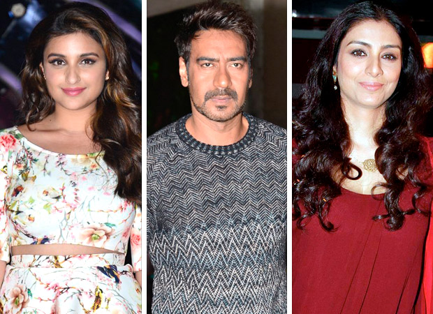 Parineeti Chopra and not Tabu is paired opposite Ajay Devgn in Golmaal