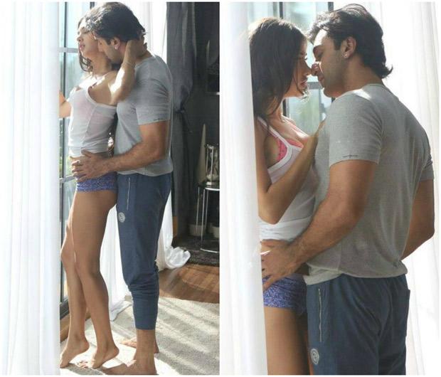 Ranbir Kapoor romancing a mystery girl 1