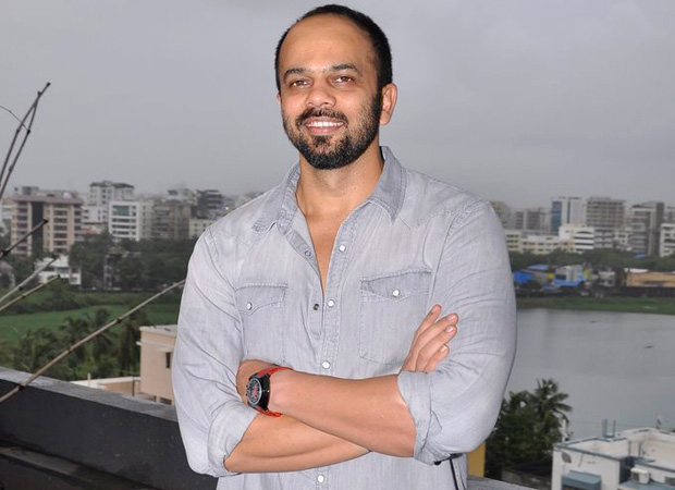 Rohit Shetty and his team shoot for his trademark car sequence in Golmaal Again