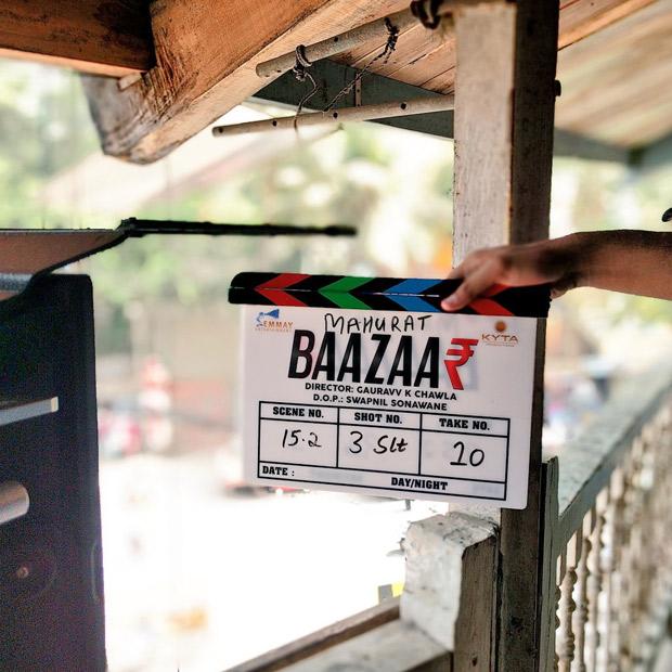 Saif Ali Khan and Rohan Mehra begin shooting for Baazaar-2