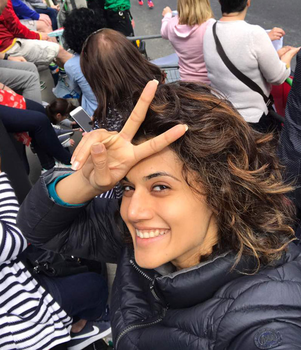 TRAVEL DIARIES Taapsee Pannu explores London and it is nothing like you know about Queen City-4