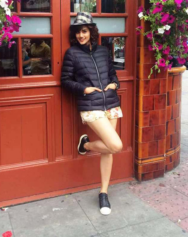 TRAVEL DIARIES Taapsee Pannu explores London and it is nothing like you know about Queen City-5