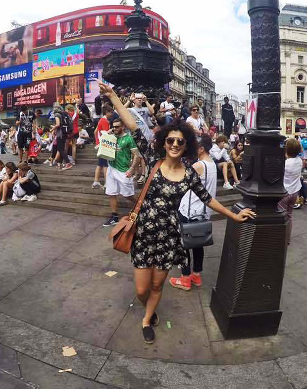 TRAVEL DIARIES Taapsee Pannu explores London and it is nothing like you know about Queen City-7
