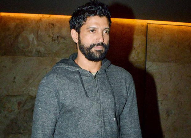 This is what Farhan Akhtar decided to do for water conservation