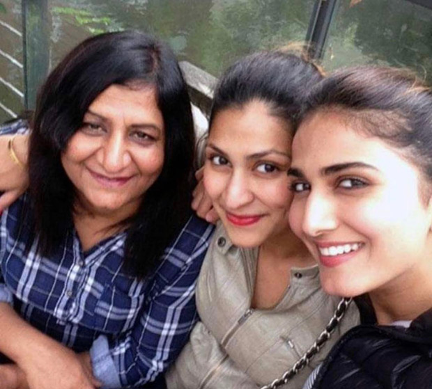 Vaani Kapoor share heartwarming messages on Mother's Day
