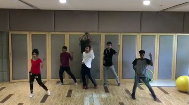 Watch Tiger Shroff pays tribute to Michael Jackson celebrating the first time MJ did iconic moonwalk