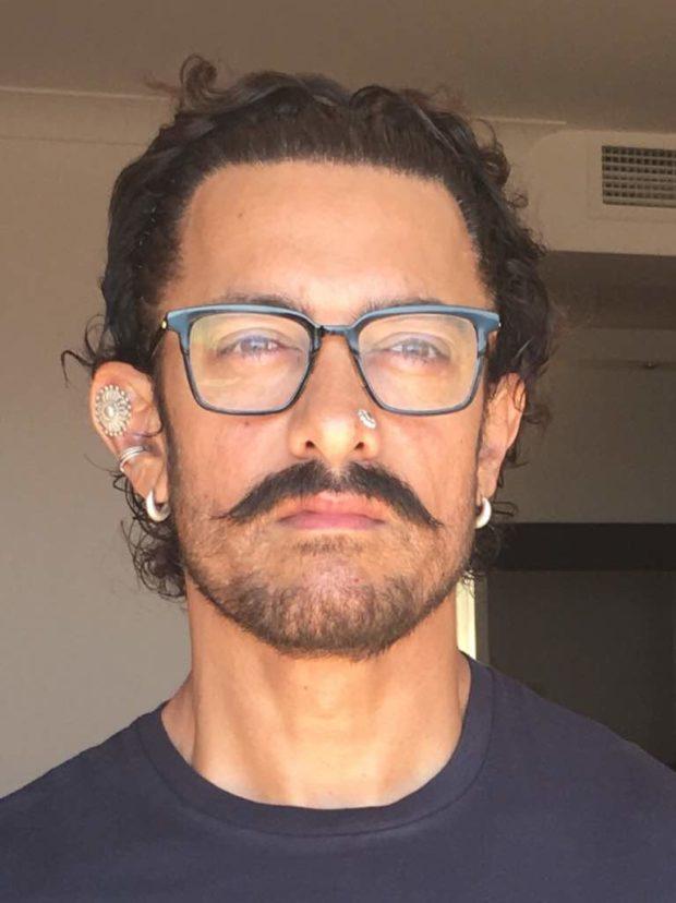Aamir Khan for Thugs of Hindostan 1