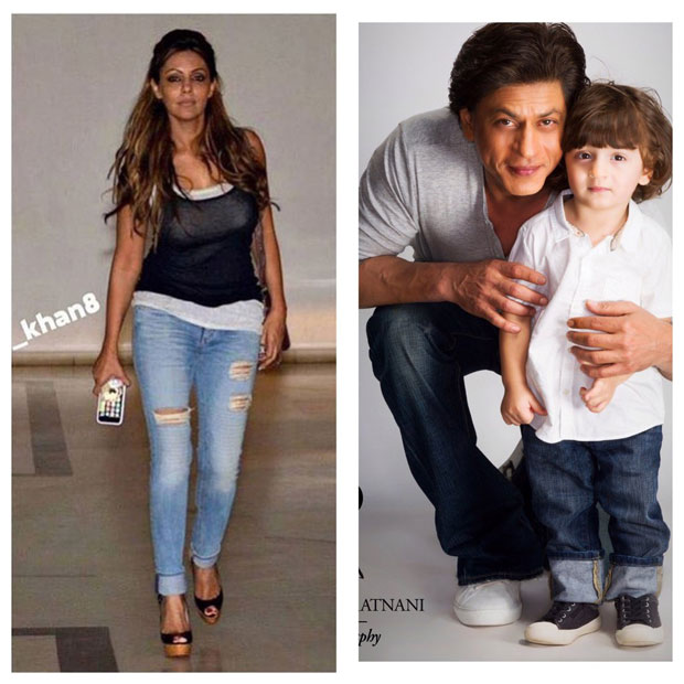 Aww! Shah Rukh Khan's response to his wife Gauri's tweet is the sweetest thing you will see on the internet today