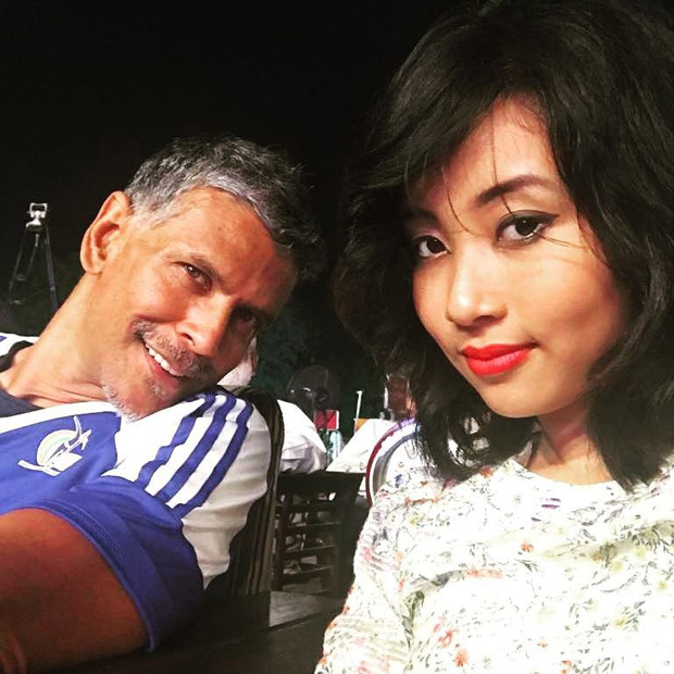 CUPID STRIKES! After Anurag Kashyap, 51-year-old Milind Soman has FALLEN IN LOVE with a girl WHO IS HALF HIS AGE! (1)