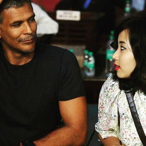 CUPID STRIKES! After Anurag Kashyap, 51-year-old Milind Soman has FALLEN IN LOVE with a girl WHO IS HALF HIS AGE! (2)
