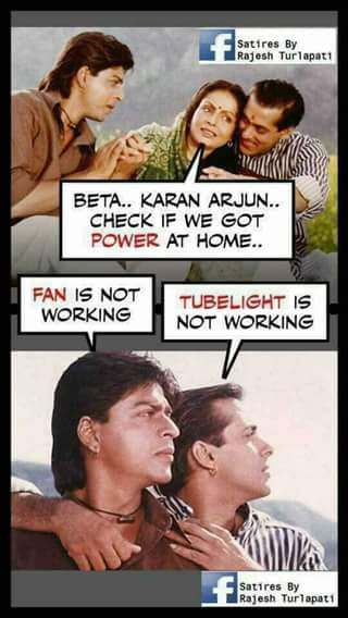 HILARIOUS This reaction to Salman Khan's Tubelight underperforming is on point