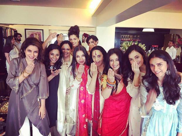 INSIDE PHOTOS Aditi Rao Hydari, Richa Chadha, Saiyami Kher and others celebrate Eid with Shabana Azmi and family-2