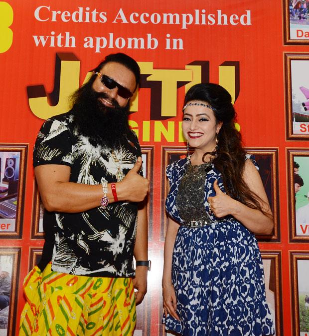 Jattu Engineer celebrate film's success with massive bash; film enters week 5 -1