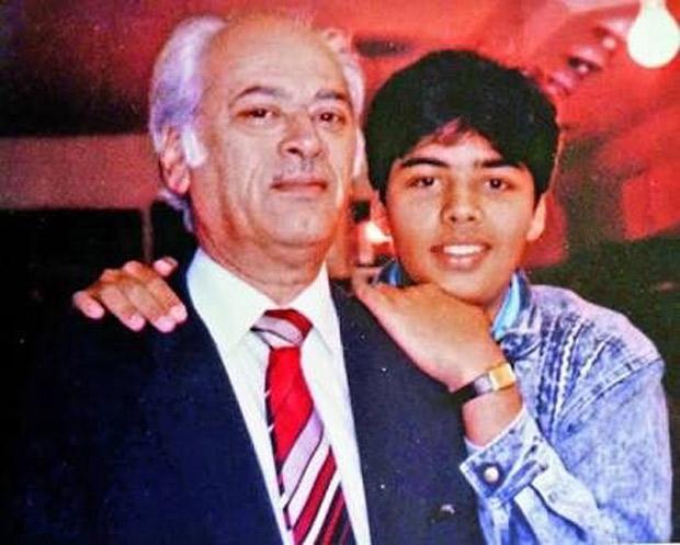 Karan Johar remembers his father Yash Johar on his death anniversary