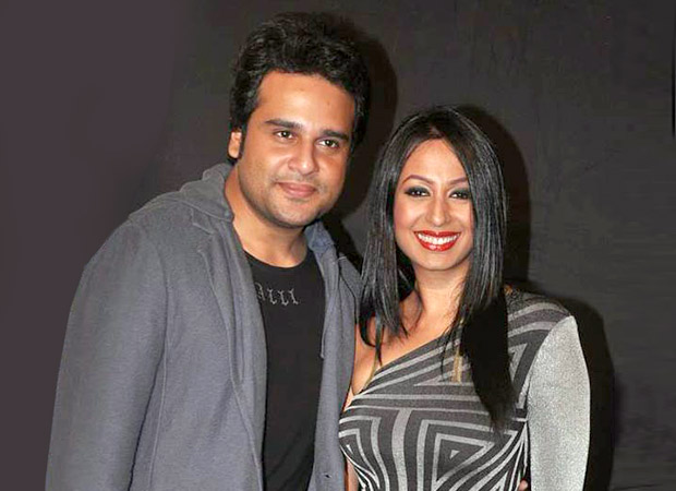 Krushna Abhishek and Kashmera Shah become parents to twins