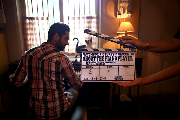 REVEALED: Sriram Raghavan's film starring Ayushmann Khurrana and Tabu to be called SHOOT THE PIANO PLAYER