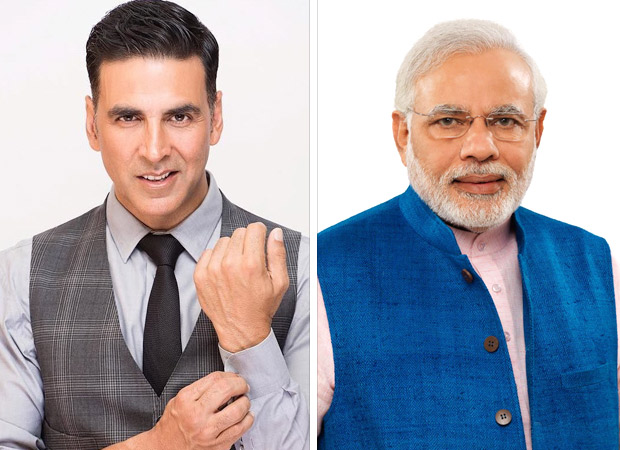 SCOOP Will Akshay Kumar play Narendra Modi