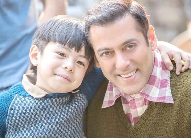 Salman Khan introduced WONDER BOY Matin Rey Tangu today
