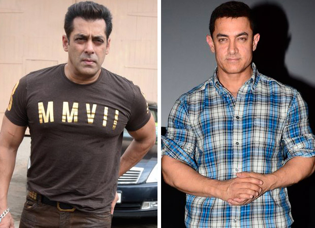 Salman Khan takes a sly dig at Aamir Khan; says he won't let Aamir get married for the third time