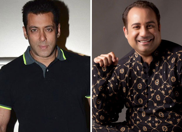 Salman Khan to team up with Rahat Fateh Ali Khan YET AGAIN for a song in Tubelight