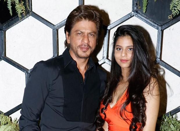 Suhana Khan gets irritated by Shah Rukh Khan